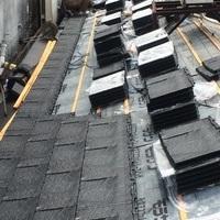 瓦葺き替え工事のサムネイル